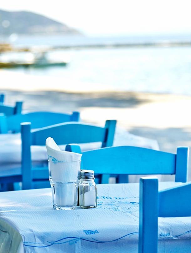 Thassoksen hintataso on Kreikan lomakohteiden edullisimpia. Kuva Carlos Norlen/Tjäreborg