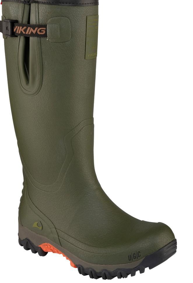 Metsästyskäyttöönkin sopivat saappaat ovat mukavat jalassa, 114,95 €, Viking.