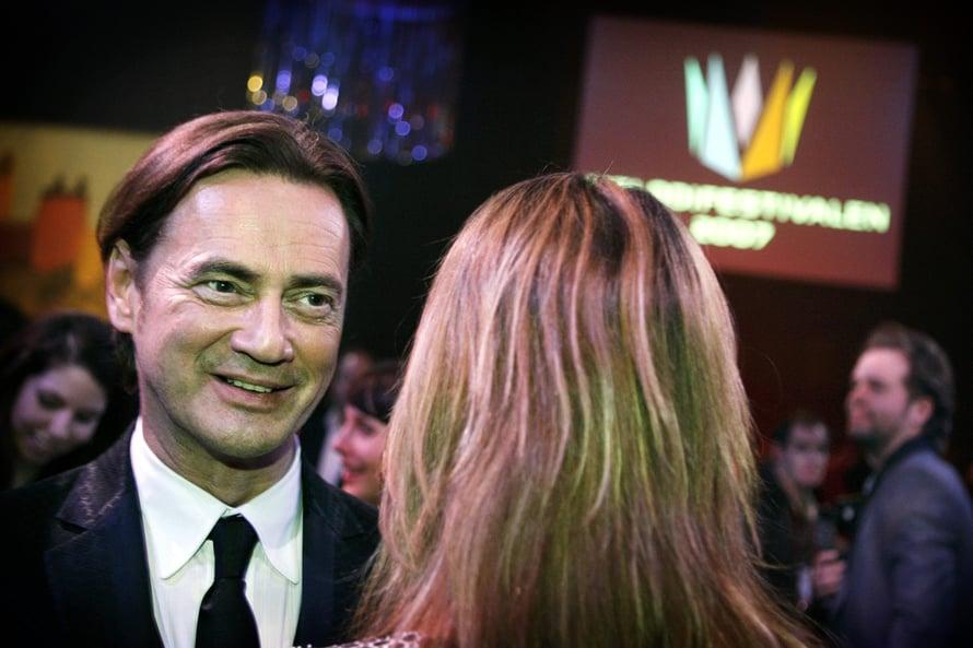 Christer Björkman on toiminut myös Ruotsin viisukarsintojen, melodifestivaalien tuottajana.